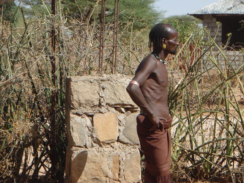 ÄthiopienEthiopia_Turmi_Camptor geschlossen damit wir nicht raus können (4)